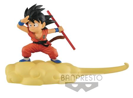DRAGON BALL KINTOUN SON GOKU FIG (C: 1-1-2)
