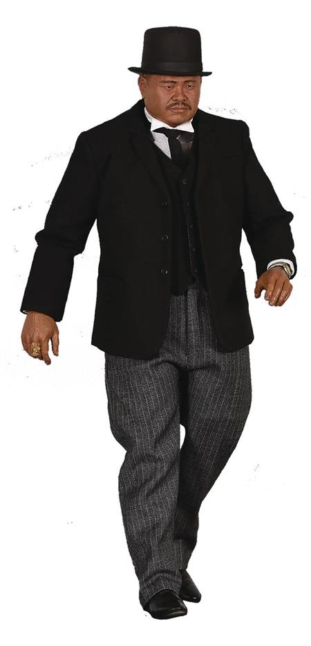 JAMES BOND GOLDFINGER ODDJOB 1/6 SCALE LTD COLL FIG (Net) (C