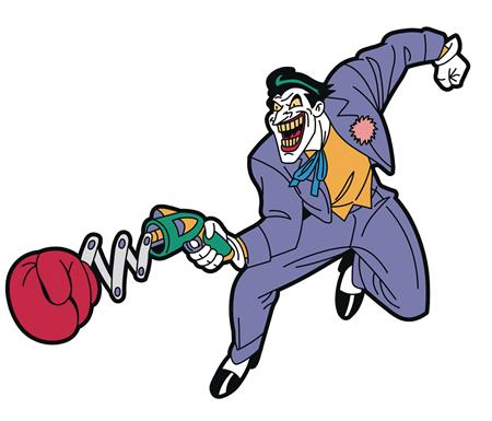 BATMAN ANIMATED SERIES JOKER MAGNET (C: 0-1-2)