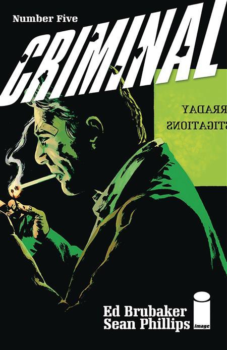 CRIMINAL #5 (MR)