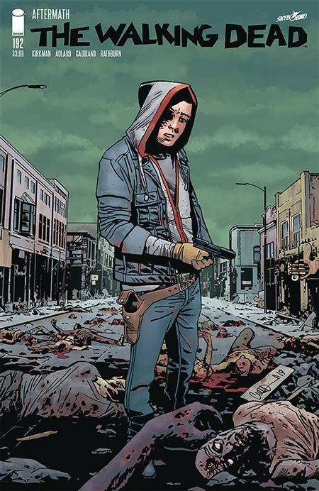 WALKING DEAD #192 (MR)