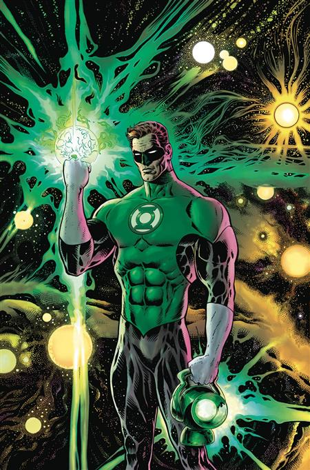 GREEN LANTERN HC VOL 01 INTERGALACTIC LAWMAN