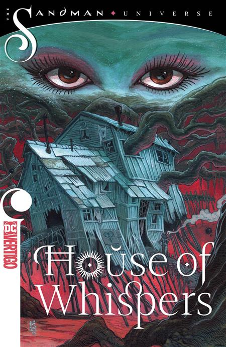 HOUSE OF WHISPERS TP VOL 01 THE POWERS DIVIDED (MR)