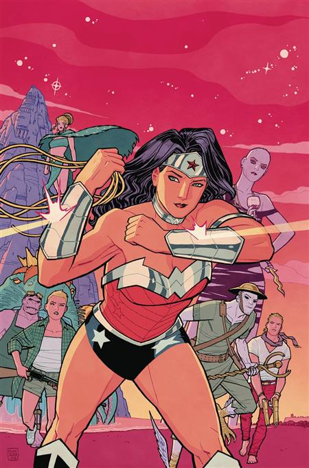 WONDER WOMAN BLOOD AND GUTS TP