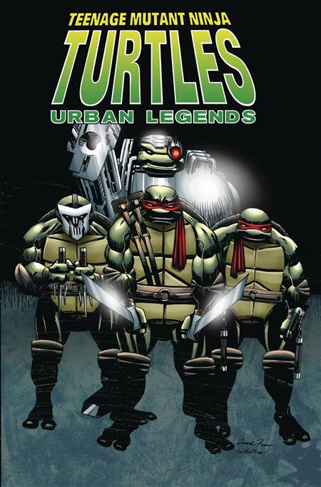 TMNT URBAN LEGENDS TP VOL 01 (C: 0-1-2)