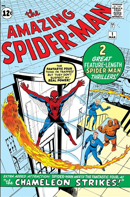 TRUE BELIEVERS AMAZING SPIDER-MAN #1