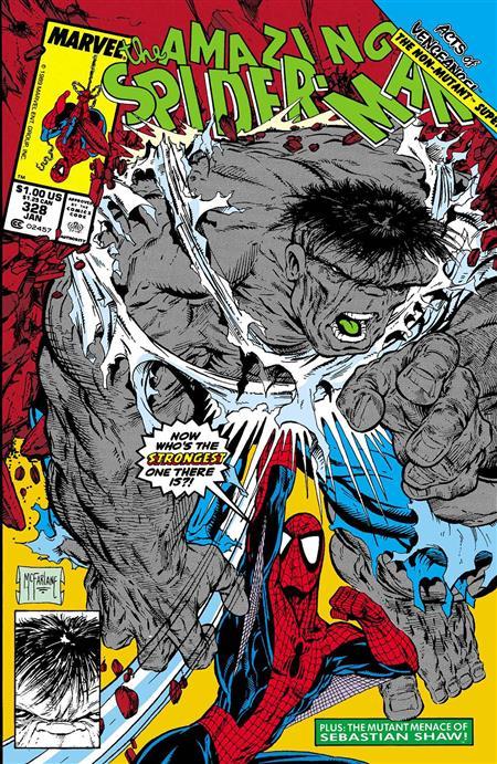 TRUE BELIEVERS SPIDER-MAN VS HULK #1
