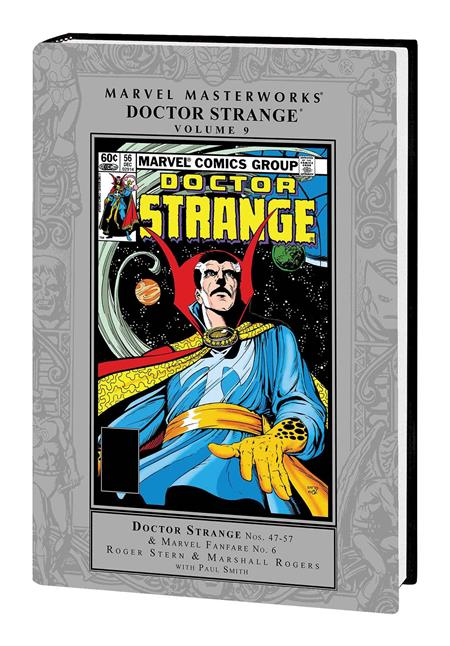 MMW DOCTOR STRANGE HC VOL 09