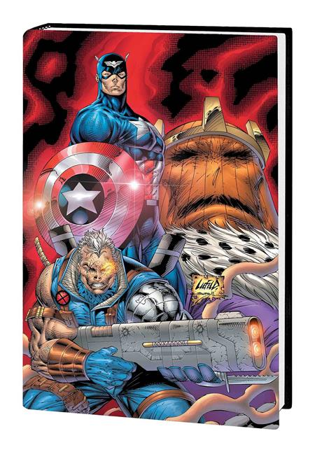 MARVEL UNIVERSE BY ROB LIEFELD OMNIBUS HC