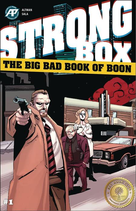 STRONG BOX BIG BAD BOOK OF BOON #1 (OF 8)