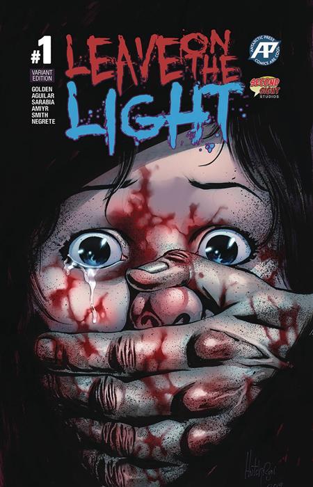 LEAVE ON THE LIGHT #1 (OF 3) FOIL VAR CVR