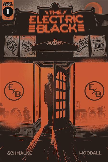 DF ELECTRIC BLACK #1 SGN SCHMALKE & WOODALL