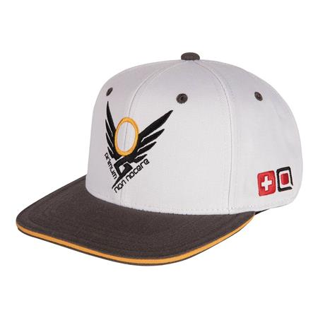OVERWATCH MERCY SAVES SNAP BACK HAT (C: 1-1-2)