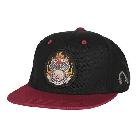 OVERWATCH ROADHOG SNAP BACK HAT (C: 1-1-2)