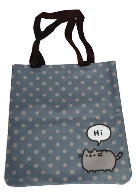PUSHEEN POLKA DOT TOTE BAG (C: 1-1-2)