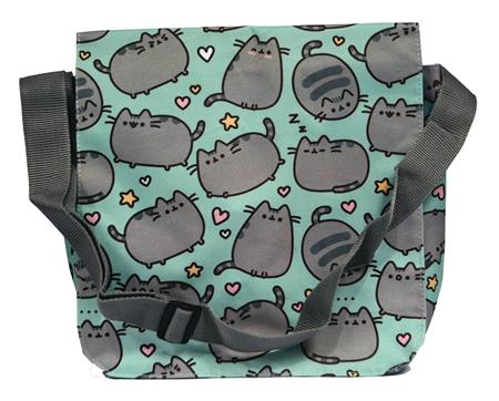 PUSHEEN POLKA DOT MESSENGER BAG (C: 1-1-2)
