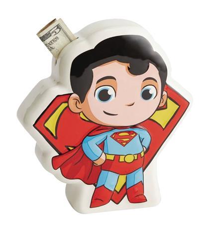 DC SUPER FRIENDS SUPERMAN COIN BANK (C: 1-1-2)