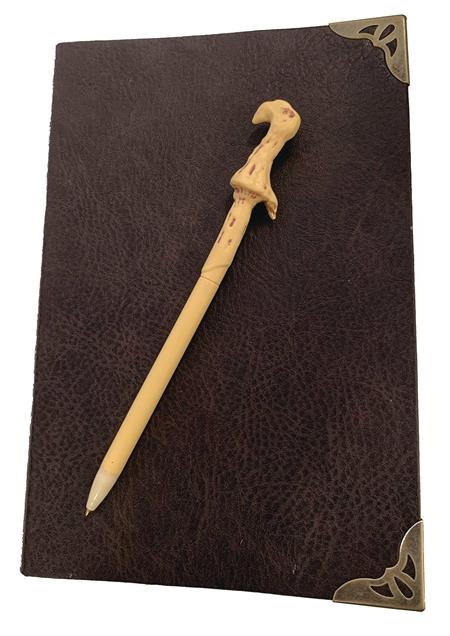 HARRY POTTER TOM RIDDLES DIARY STANDARD JOURNAL W/PEN (C: 1-