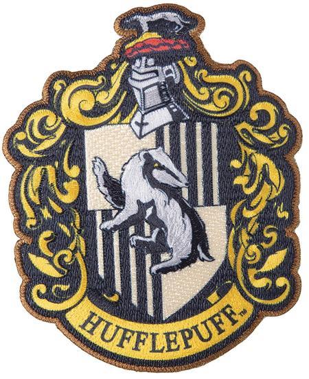 HARRY POTTER HUFFLEPUFF PATCH (C: 1-1-2)