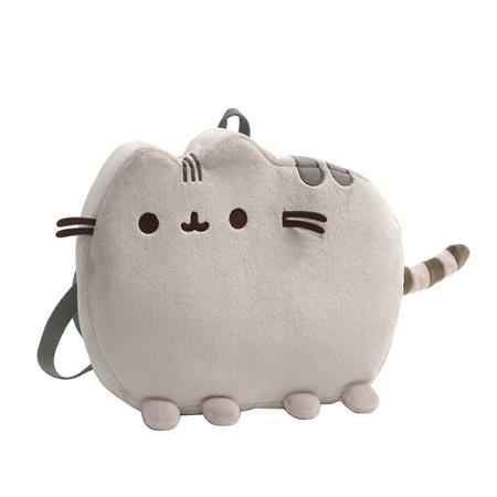 PUSHEEN PLUSH BACKPACK (C: 1-1-2)