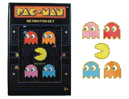 FIGPIN PAC-MAN 5 PIN SET (C: 1-1-2)