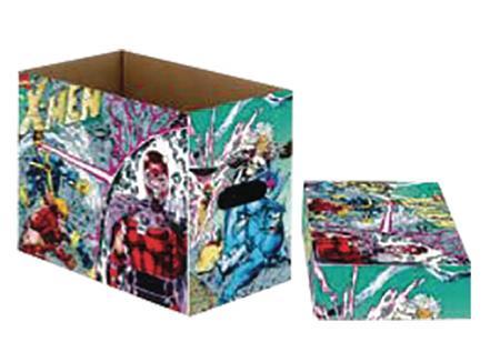 MARVEL X-MEN CLASSIC 5PK SHORT COMIC STORAGE BOX (C: 1-1-2)