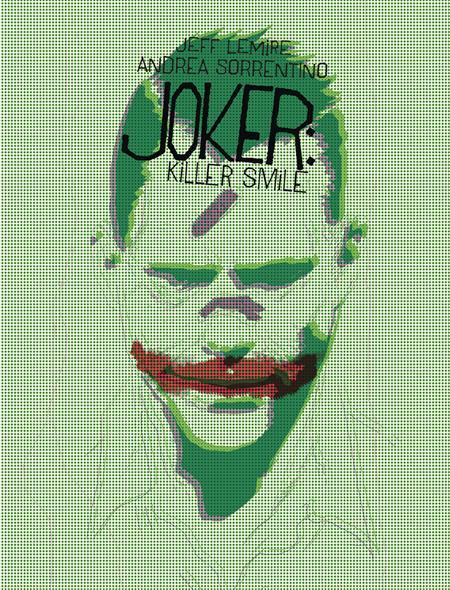 JOKER KILLER SMILE HC