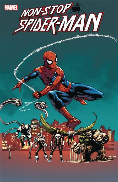 NON-STOP SPIDER-MAN #1 LAROQUE VAR