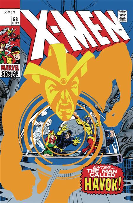 TRUE BELIEVERS X-MEN HAVOK #1