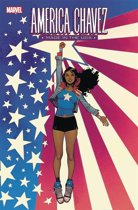 AMERICA CHAVEZ MADE IN USA #1 POSTER