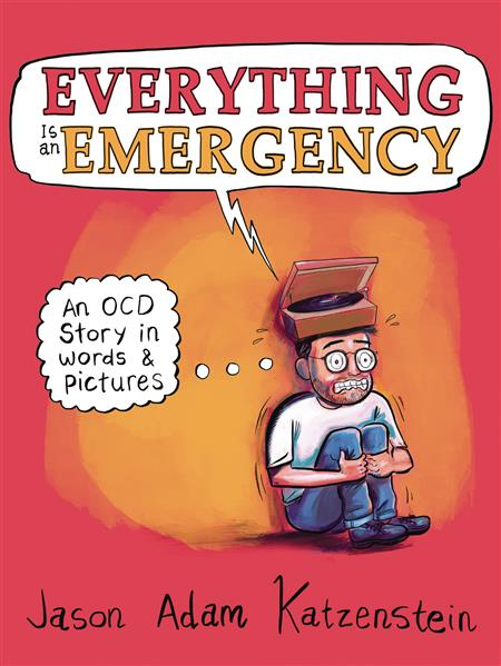 EVERYTHING IS AN EMERGENCY HC (C: 0-1-0)