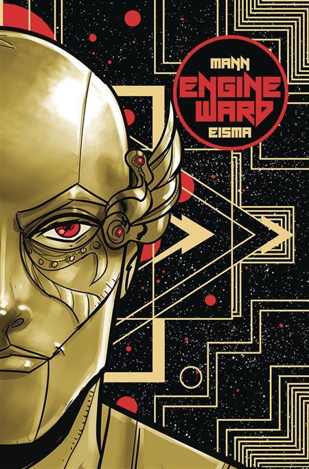 ENGINEWARD #1 CVR A EISMA