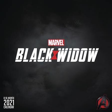 Marvel Black Widow 2021 Wall Calendar (C: 1-1-1 ...