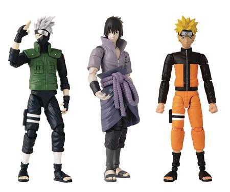 ANIME HEROES NARUTO AF ASST A (Net) (C: 1-1-2)