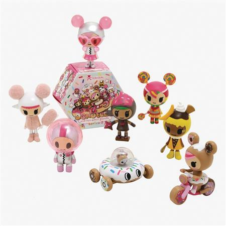 DONUTELLA AND HER SWEET FRIENDS SERIES 3 12PC BMB DS (C: 1-1