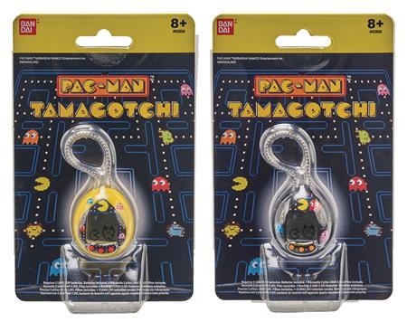 PACMAN X TAMAGOTCHI NANO 6PC DISPLAY (Net) (C: 1-1-2)