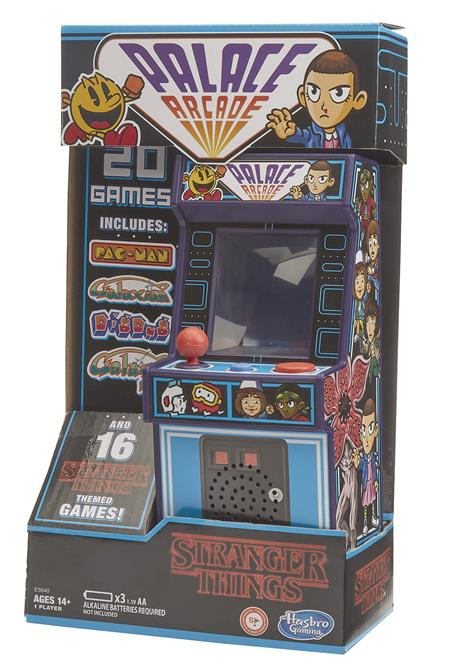 STRANGER THINGS PALACE ARCADE ELECTRONIC GAME CS (Net) (C: 1