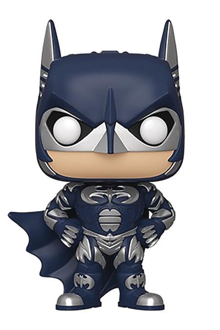 POP HEROES BATMAN 80TH BATMAN 1997 VIN FIG (C: 1-1-2)