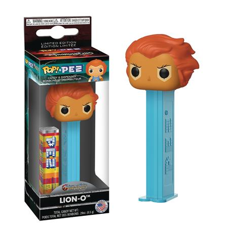 POP PEZ THUNDERCATS LION-O (C: 1-1-2)