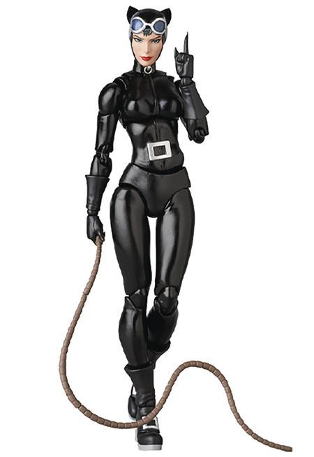 DC COMICS HUSH CATWOMAN MAFEX AF (C: 1-1-2)
