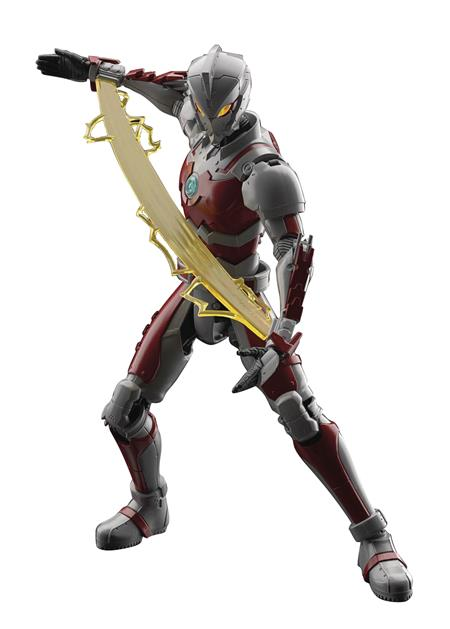 ULTRAMAN THE ANIMATION SUIT A ACTION FIG-RISE STD MDL KIT (N