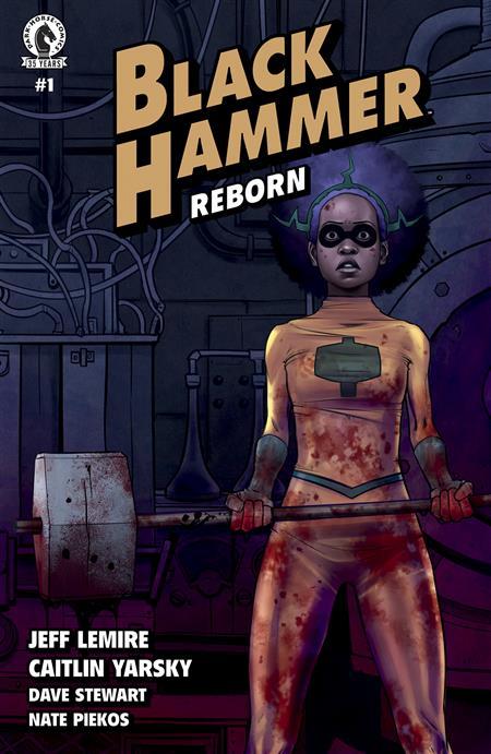 BLACK HAMMER REBORN #1 CVR A YARSKY