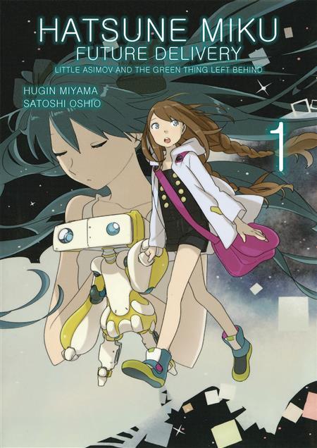 HATSUNE MIKU FUTURE DELIVERY TP VOL 01 (C: 1-0-0)