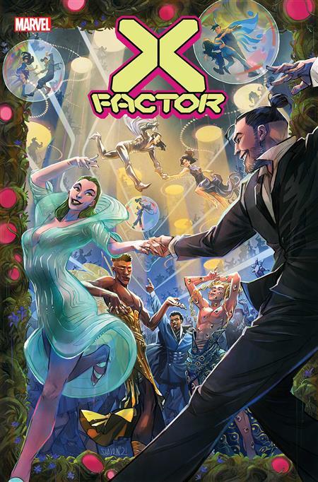 X-FACTOR #10 GALA
