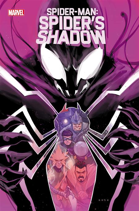 SPIDER-MAN SPIDERS SHADOW #3 (OF 4)