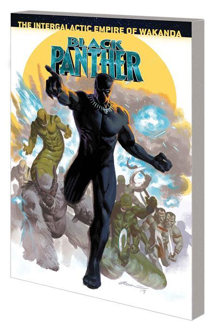 BLACK PANTHER TP BOOK 09 INTERG EMPIRE WAKANDA PT 04