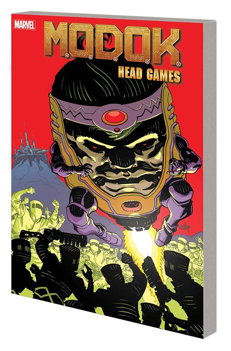 MODOK HEAD GAMES TP