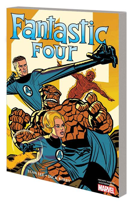 MIGHTY MMW FANTASTIC FOUR GN TP VOL 01 GREATEST HEROES