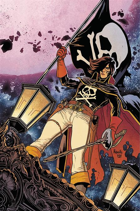 SPACE PIRATE CAPT HARLOCK #1 CVR D PAQUETTE