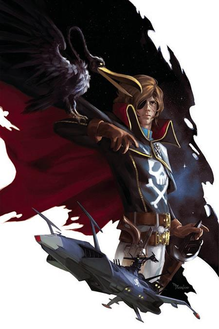 SPACE PIRATE CAPT HARLOCK #1 CVR E MERCADO